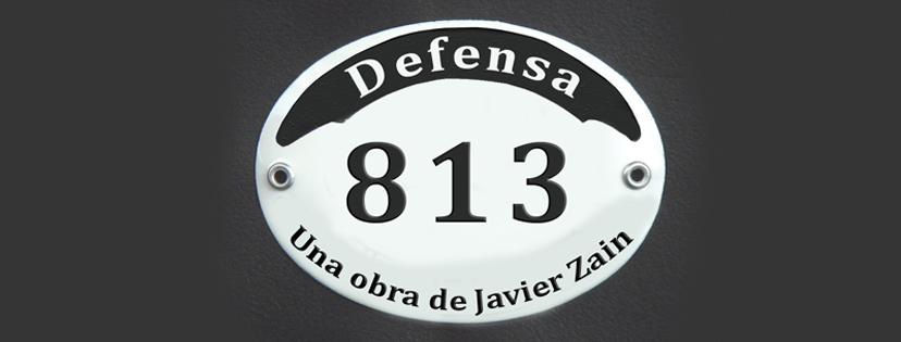 DEFENSA 813 - PORTADA GRUPO FB